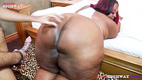 majiik montana giving out backshot to ssbbw big butt ebony mom part 1
