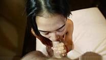Super tiny 18yo Thai hottie with Bangkok bubble-butt booty rides tuktuk ft. Song