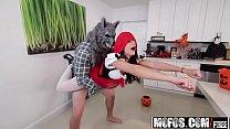 (Kharlie Stone) - Brunette Spinner Fucks on Halloween - Dont Break Me