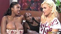 Maserati XXX Prepares Bibi Noel For Anal Sex With Black Cock