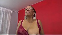 Sonia a mature fist for porn casting