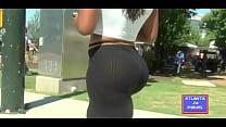 Ebony  Bubble Butt at ONE MusicFest  !!!!  ATLANTA24HOURS.COM