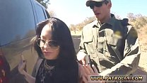 Female cop and inmate Russian Amateur Takes it Like a Pro