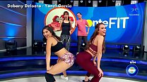 Yanet Garcia y Debany Deloera Nalgonas Haciendo Twerk