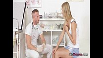 Violette Pink Very First Physical From Gynecologist