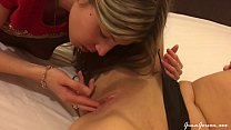 Gina and Jamma - Lesbian home video