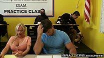 Brazzers - Big Tits at School - Jordan Pryce and Ramon - Fucking To America