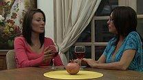 Zoey Holloway Introduces Raquel Sieb To MILF Lesbian Sex