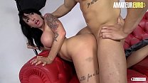 AMATEUR EURO - Latina MILF Suhaila Hard Blows And Fucks Hardcore With One Of Her Fans