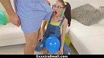 ExxxtraSmall - Playful Teen (Kandi Quinn) Gets Tight Pussy Fucked