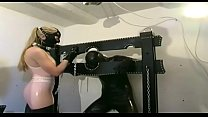 Extreme latex games for perverse women