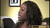 Hot Ebony Gangbang Fun Interracial 14