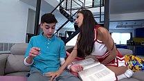 Gianna Dior HD Cheerleader's Easy A