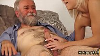 Daddy dp and old man cums in girls pussy Surprise your girlduddy and