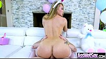 Big Oiled Wet Butt Girl Get Nailed Deep In Her Ass clip-01