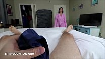 Mom Catches Son Sniffing her Panties, Part 2