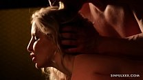 FemDom Babe Makes Muscular Slave Satisfy Her Every Desire