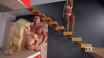 Chloe Lacourt and Candee Licious enjoy Explosive Orgasms