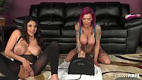 Missy Martinez and Anna Bell Peaks are One Naughty Pair