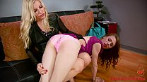 Home Wrecking Teen Daughter Gets Punished (Modern Taboo Family)