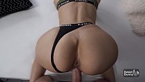 College Girl Fucked Hard While Her Parents Are Home