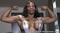 Coco Crush Female Muscle
