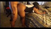 BLACK GIRL GETS BANGED BY BLACK COCK