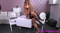 FemaleAgent When agents collide sexual sparks will fly