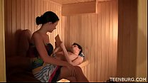 Teen Step Sister Cheats on Boyfriend With Her Step Brother - WWW.FAPLIX.COM