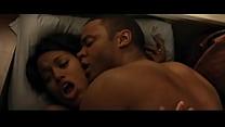 Olivia hot bed scene