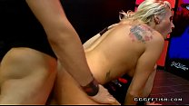 Brittany bardot shows anal and dp with cums and swallow