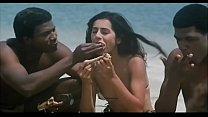 Indian Actress Kitu Gidwani Topless In French Movie Black