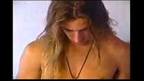 Long Hair Surfer Dude Cums for You