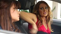 Teen Alison Rey tries to trick her Step Mom Elexis Monroe