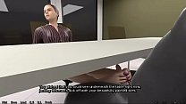 Alien Possession Slime Leads to Footjob Under The Table