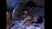 Groped and fucked in her sleep by a black man