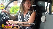 Female Fake Taxi Horny cheating bride to be wants one last lesbian fling