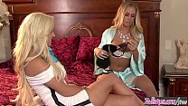 When Girls Play - (Nicole Aniston, Spencer Scott) - Blonde Licking Blonde - Twistys