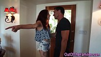 Real stepdaughters jizzed