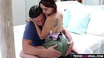Anal Lesson For Stepsis Mandy Muse
