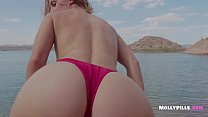 Young College Slut begs for Creampie on Spring Break Beach - Molly Pills - Public Lake Hiking Swimming Flashing Reverse Cowgirl and the Best Blowjob from Busty Blonde Nympho
