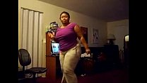 BBW Teen Shake that nice booty