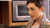 Lily Labeau fucked by her BFF mom India Summer and her hubby