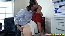 Shyla Ryders virgin anal fucked by Rich