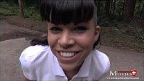 Blowjob im Wald bis zum Donner mit Amanda Jane - SPM Amanda24TR113