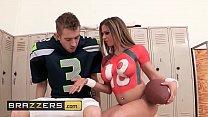 Big TITS in Sports - (Brandy Aniston Rachel RoXXX, Danny D) - Halftime Titty Hump - Brazzers