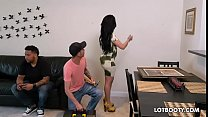 Big ass busty brunette latina cheating wife Kitty Caprice