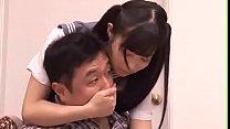 japanese daughter loves her dad