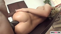 Big Willy push hard his huge fat dick into Bibi Noel's tight asshole - Deep Anal Drilling 3 Scene 1