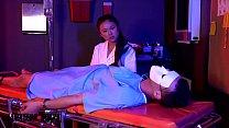 Dr. Lulu Chu & Nurse Ella Cruz Shag New Patient - Amateur Boxxx